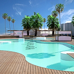 Ushuaia Ibiza Beach Hotel Piscina