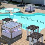 Ushuaia Ibiza Beach Hotel Pool