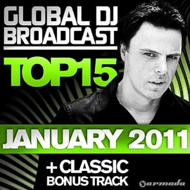 Global DJ Broadcast Top 15: January 2011