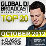 Global DJ Broadcast Top20: October 2012
