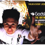 Armin van Buuren @ Godskitchen, Liverpool (25. Sep. 2004)