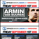 1. Sep. 2006 @ Space, Miami