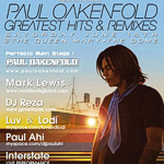 Paul Oakenfold @ Queen Mary Dome (14. Juni 2008)