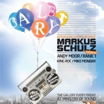 Markus Schulz @ The Gallery @ Ministry of Sound, London (11. Juli 2008)