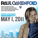 Paul Oakenfold @ Intervention, San Diego (1. Mai 2011)