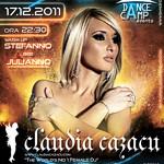 Claudia Cazacu @ Club Space, Bukarest (17. Dezember 2011)