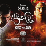 Aly & Fila @ Exchange, Los Angeles (13. Januar 2012)