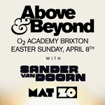 Above & Beyond @ O2 Academy, Brixton (8. Apr. 2012)