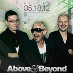 Above & Beyond @ The Shrine, Los Angeles (18. Mai 2012)