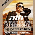 ATB @ New City Gas, Montreal