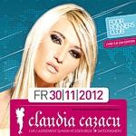 Claudia Cazacu @ Four Runners Club, Ludwigsburg (30. November 2012)