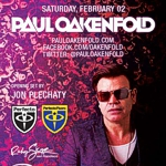 Paul Oakenfold @ Ruby Skye, San Francisco (2. Feb. 2013)