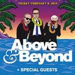 Above & Beyond @ Kaka'ako Beach, Honolulu (8. Februar 2013)