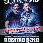 Cosmic Gate @ 560, Vancouver (16. Februar 2013)