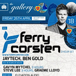 The Gallery, Ministry of Sound, London (26. April 2013)