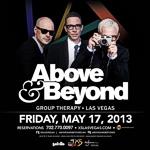 Above & Beyond @ XS, Las Vegas (17. Mai 2013)