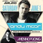 Menno de Jong @ Avalon, L.A. (1. Juni 2013)