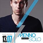Menno de Jong @ Beachclub Fuel (13. Juli 2013)