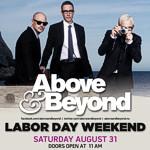 Above & Beyond @ Maya, Scottsdale (31. August 2013)