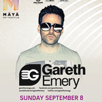 Gareth Emery @ Maya, Scottsdale (8. September 2013)