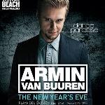 Armin van Buuren @ Playa del Carmen, Mexico (31. Dez. 2013)