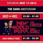 The Sand, Amsterdam (17. Mai 2014)
