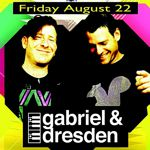Gabriel & Dresden @ The Falls, San Antonio (22. August 2014)