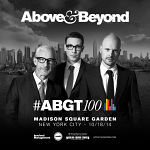 Above & Beyond @ Madison Square Garden, NYC (18. Oktober 2014)