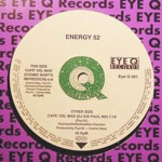 Cover: Energy 52 - Cafe del Mar [Eye-Q]