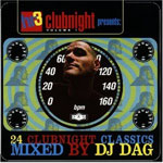 Cover: hr3 Clubnight Volume 1 - mixed by DJ Dag