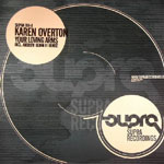 Cover: Karen Overton - Your loving arms