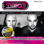Technoclub Vol. 44 – mixed by Talla 2XLC & John O'Callaghan
