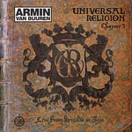 Cover: Universal Religion 3 [Mix-CD]